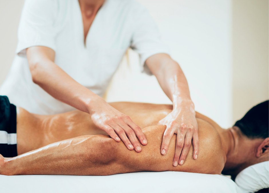 Massage Therapy…Not Just For Relaxation