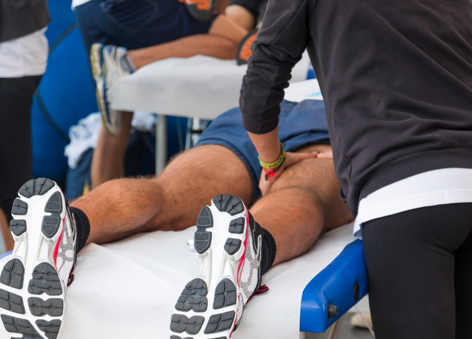 Massage and the Young Athlete 							                        Written By: Kim Van Dyk  RMT
