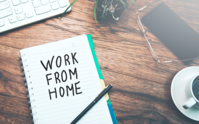 Working from home? Here's how to properly set up the ideal workstation.