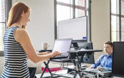 Working from home? Here's how to properly setup the ideal workstation.
